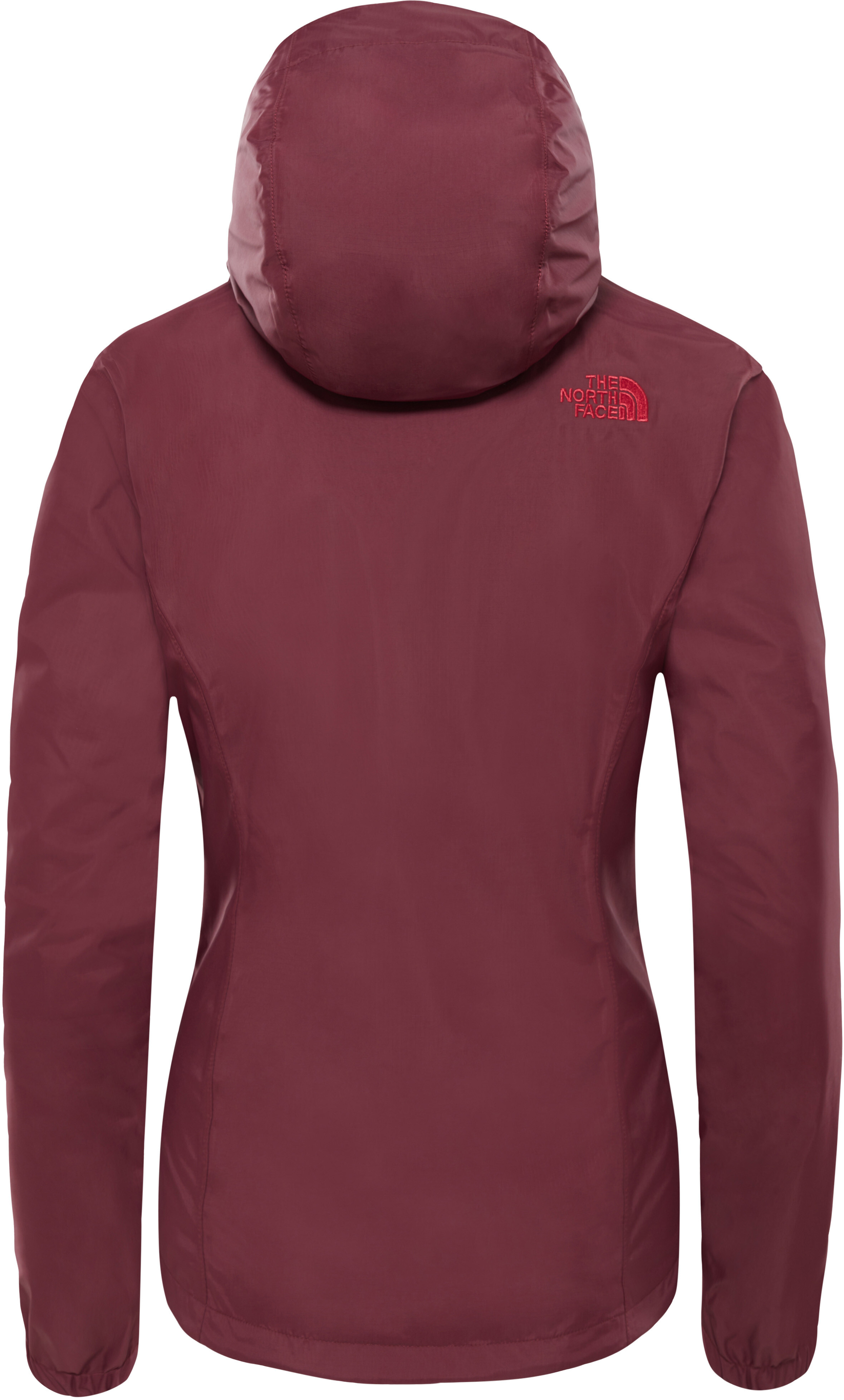 The North Face Resolve 2 - Veste Femme - rouge sur CAMPZ ! 540a738cbe75